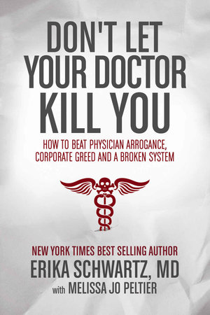 Book Cover - Don't Let Your Doctor Kill You