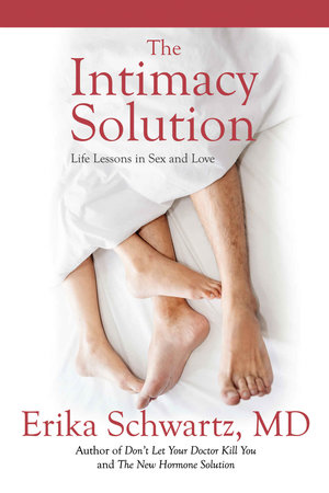 Book cover: The Intimacy Solution